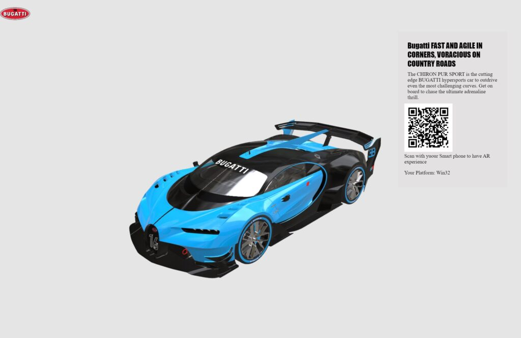 3D Product Visualization