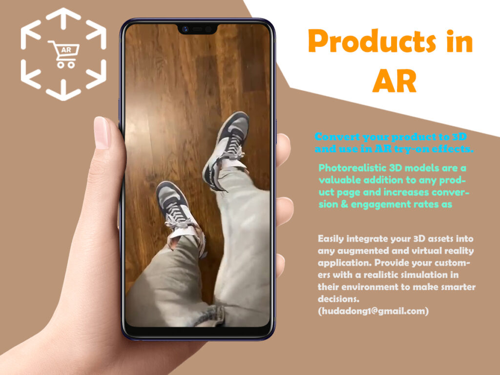 Augmented Reality App Development Services