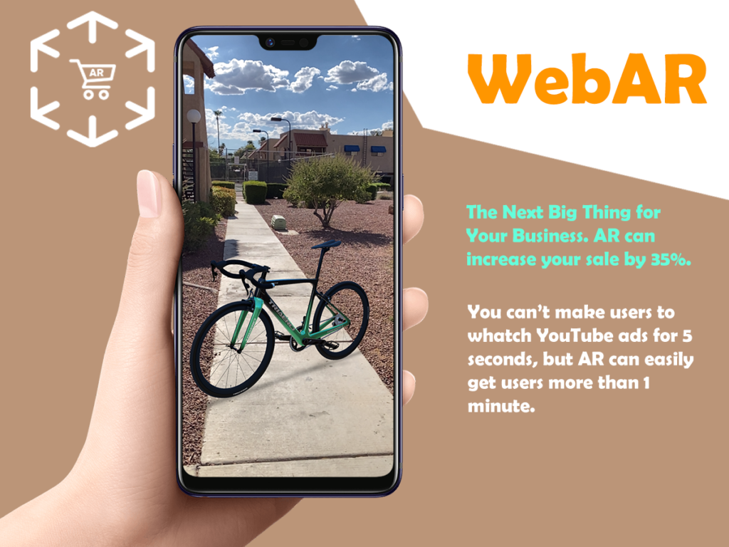 Augmented Reality Product Visualization